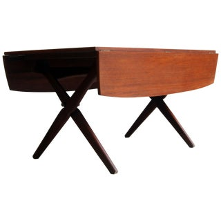 Arne Hovmand-Olsen Convertible Table Coffee and Dining For Sale