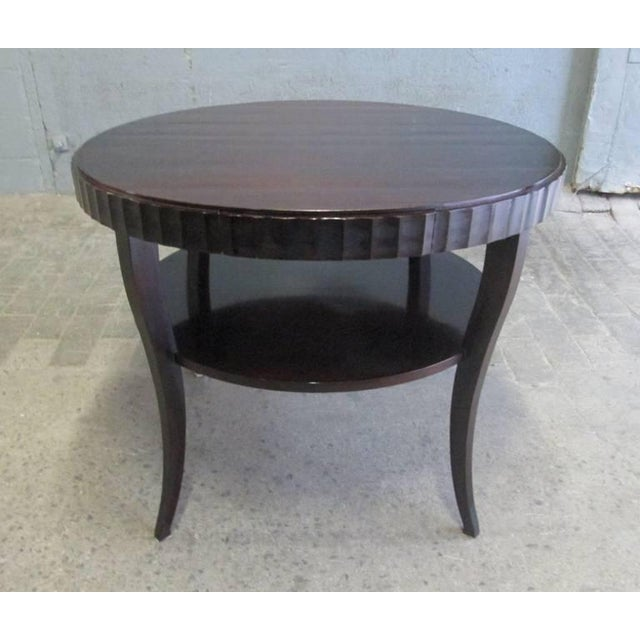Barbara Barry Centre Table for Baker Furniture Company For Sale In New York - Image 6 of 6