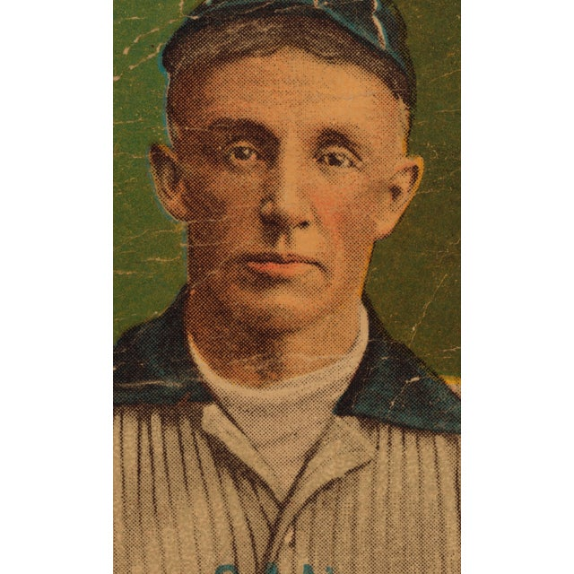 I have a whole series of late 1800's baseball cards from a San Francisco team (pre-Giants era). This print was made for an...