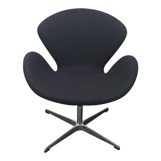 Zuo Modern Swan Style Accent Chair - Image 1 of 8