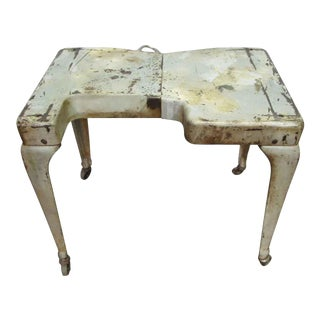 Metal Table Base For Sale