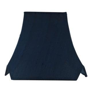 Blue Pagoda Lamp Shade