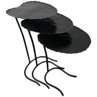 Salterini Lily Pad Tables - Set of 3