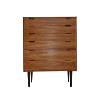 Svend Langkilde Rosewood Chest of Drawers For Sale