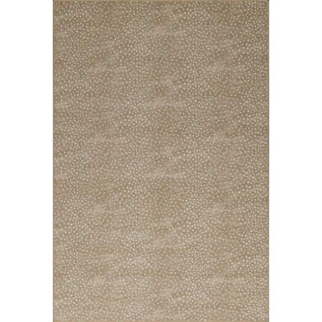 Bring whimsey and joy into your space with the delightful 'Derning Almond' rug. Meticulously designed with unprecedented...