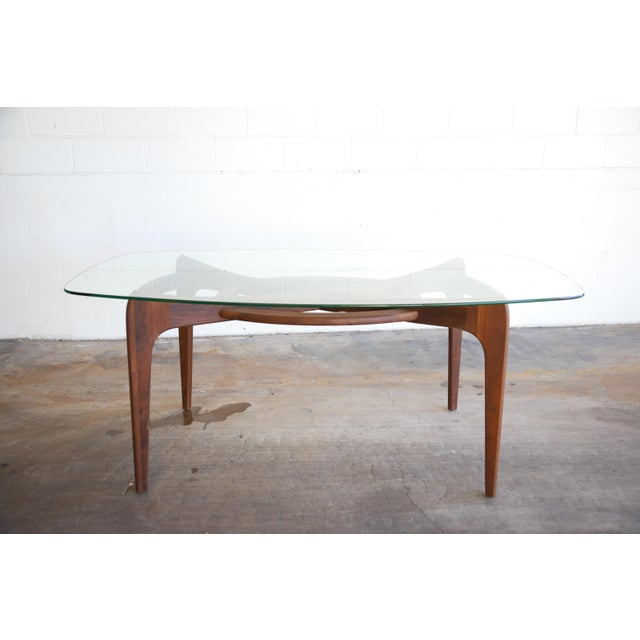 Adrian Pearsall Dining Set Table & Chairs - 7 Pieces For Sale In Dallas - Image 6 of 13