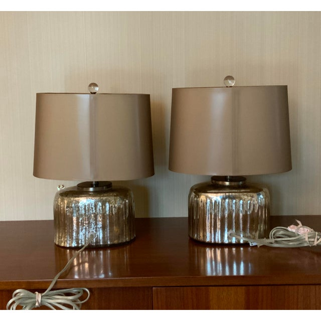 Arteriors Home 1990s Arteriors Lamps - a Pair For Sale - Image 4 of 7