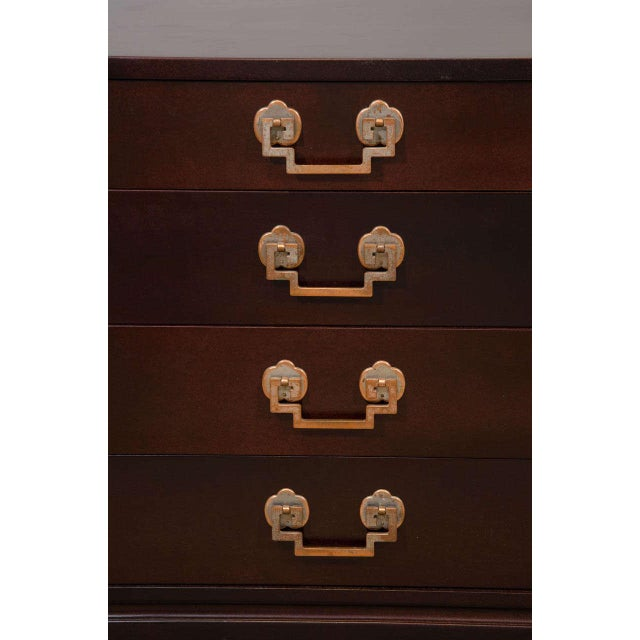 Mid-Century Modern Landstrom Eight-Drawer Dresser For Sale - Image 3 of 4