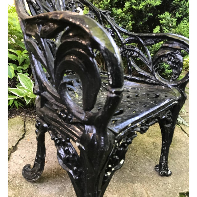 Lilly of the Valley Garden Chair For Sale - Image 11 of 13