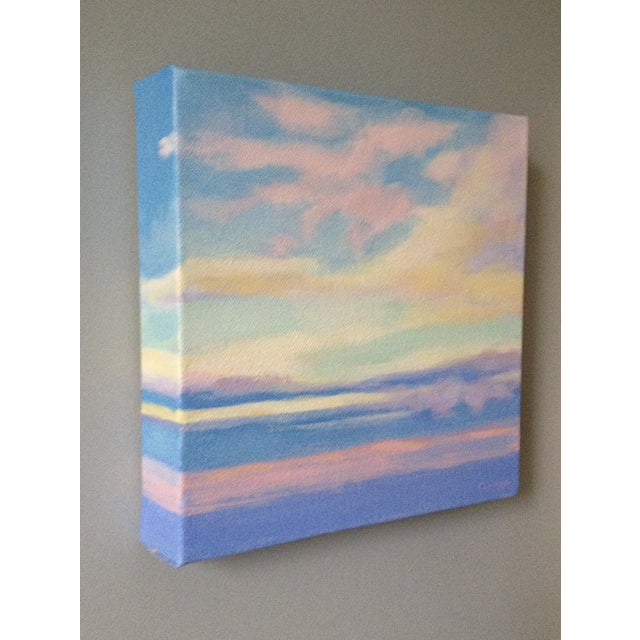 """Morning Sky"" Painting - Image 2 of 4"