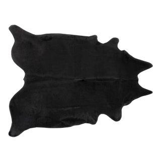 Black Genuine Brazilian Cowhide For Sale