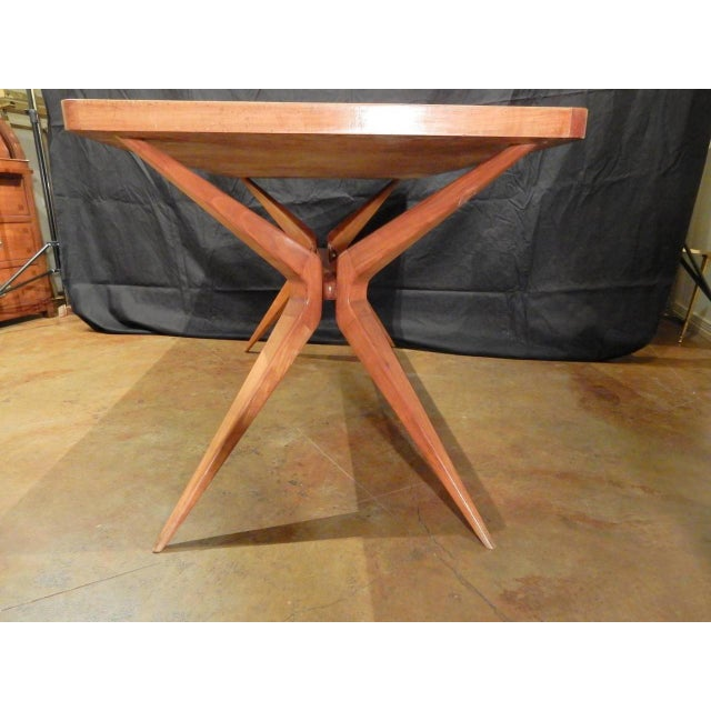 Ico Parisi Italian Dining Table For Sale - Image 4 of 8