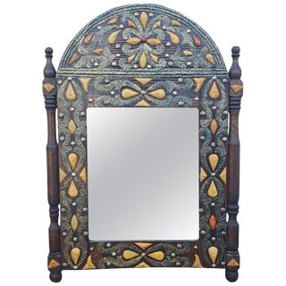 Moroccan Moseley Mirror For Sale