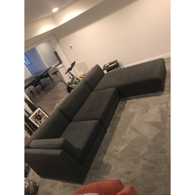 Donghia Sectional Sofa For Sale In Atlanta - Image 6 of 9