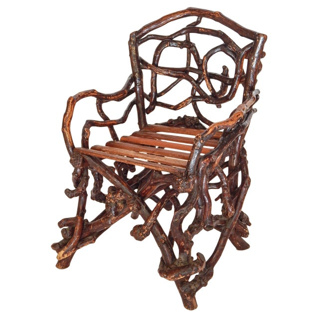 Twig Chair For Sale