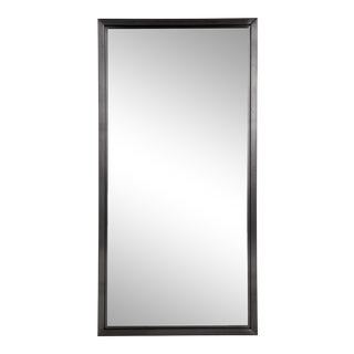 Rectangle Mirror in Steel For Sale