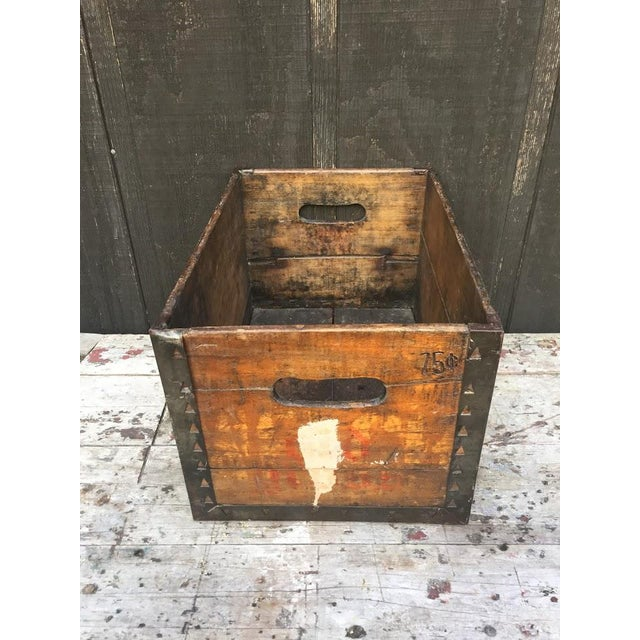 Grossvater Beer Crate - 1920s For Sale - Image 6 of 9