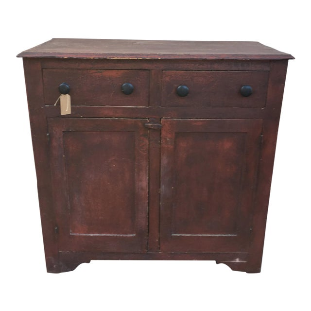 Antique Jelly Cabinet For Sale