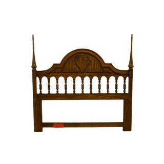 20th Century Mediterranean Furniture Bolero II Collection Queen Size Headboard For Sale