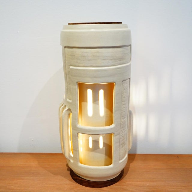 Not Yet Made - Made To Order Nesting Light Capsule by Jenny Poston For Sale - Image 5 of 10