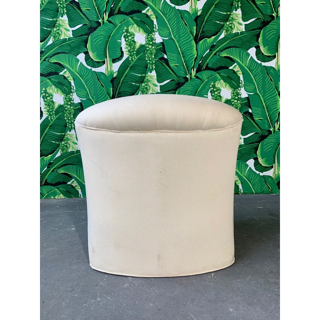 1970s Pair of Vladimir Kagan Sculptural Club Chairs For Sale - Image 5 of 11