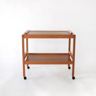 Mid Century Danish Teak Bar Cart Preview