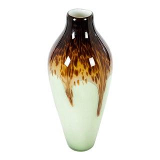 Tall Vintage Murano Decorative Piece/ Vase For Sale