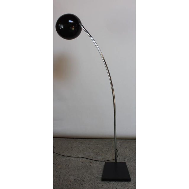 Fully Adjustable Vintage Arching Floor Lamp - Image 9 of 9