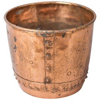 "Copper ""Copper"" Planter For Sale"