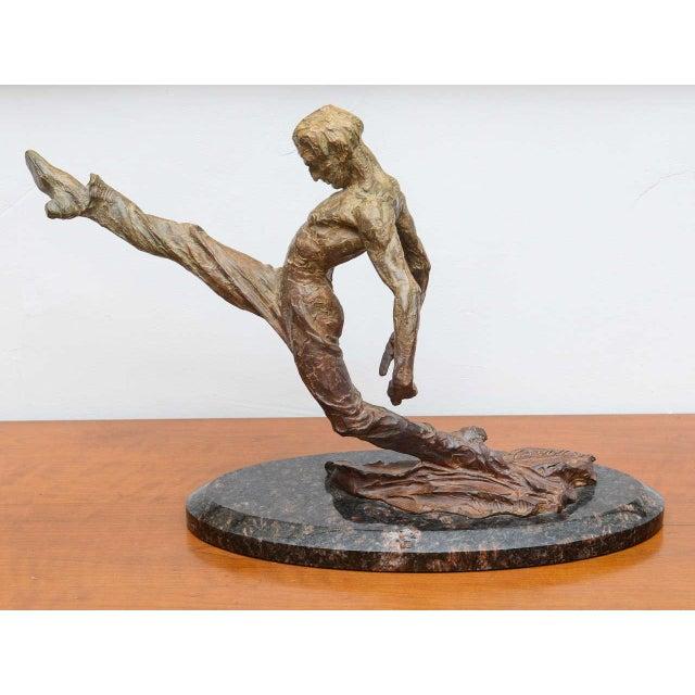 Richard Macdonald Suspension Flamenco Sculpture--2002 USA For Sale - Image 5 of 10