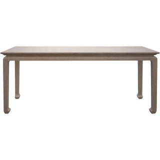 Ming Style Console Wood Table For Sale