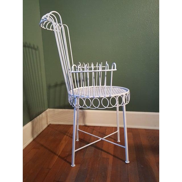 Iron Armchairs by Mathieu Mategot Model Cap d'Ail - A Pair - Image 5 of 11