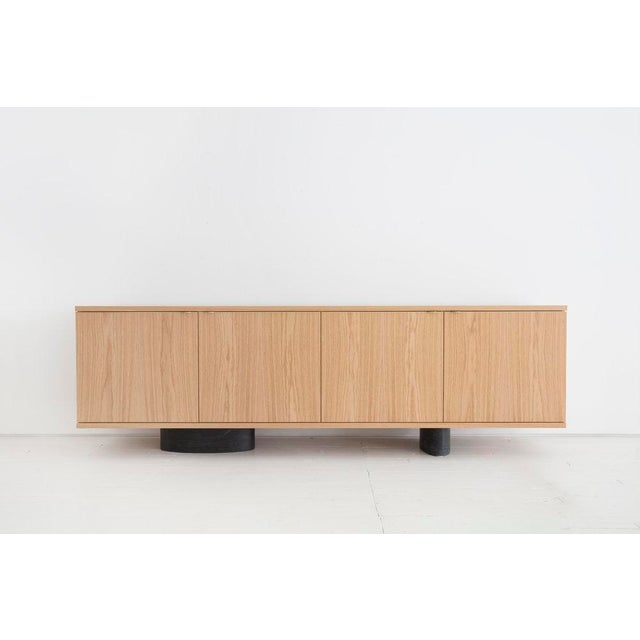 Radnor Egg Collective Phillips Credenza For Sale - Image 4 of 4