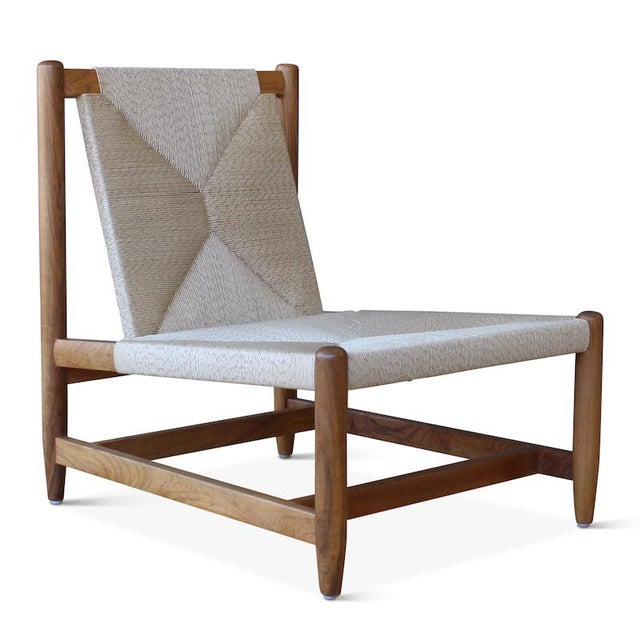 Wood Outdoor Loma Chair For Sale - Image 7 of 7