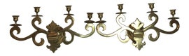 Image of Wall Candle Holders