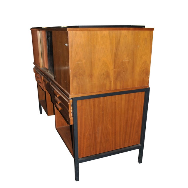 1960s George Nelson Style Photography Slide Cabinet Elden Enterprises For Sale - Image 5 of 9