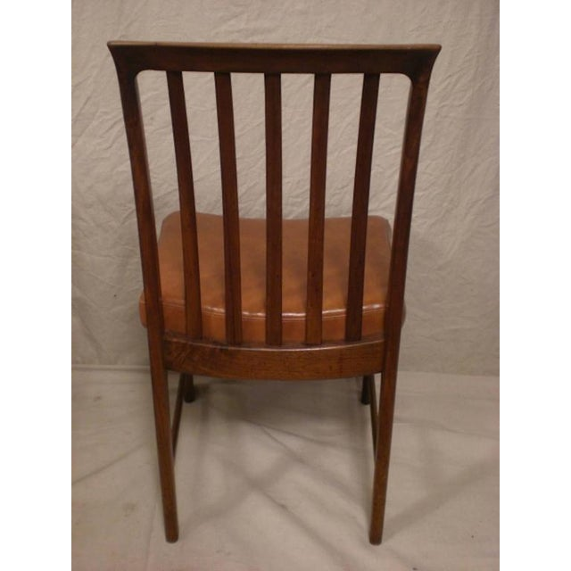 DUX Danish Modern Chairs - Set of 4 For Sale In New York - Image 6 of 7