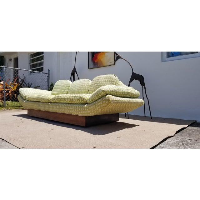 Superb Adrian Pearsall Mcm Gondola Sofa Chairish Creativecarmelina Interior Chair Design Creativecarmelinacom