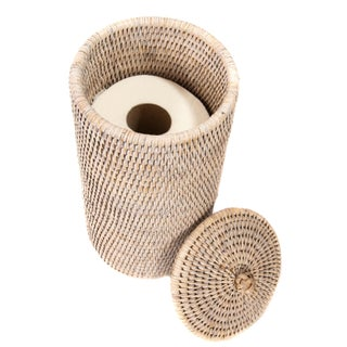 Artifacts Rattan Double Toilet Roll Holder Preview