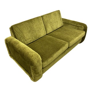 Beautiful Mid Century Modern Love Seat For Sale