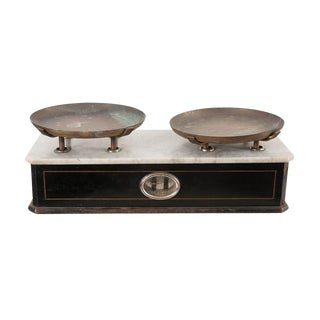 French 19th Century Culinary Scale For Sale