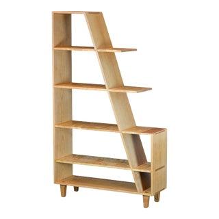 Jeremy Kamiya Slope Bookshelf For Sale