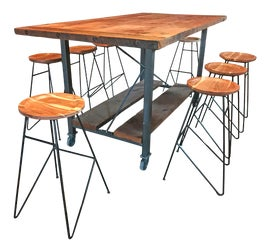 Image of Boho Chic Conference Tables