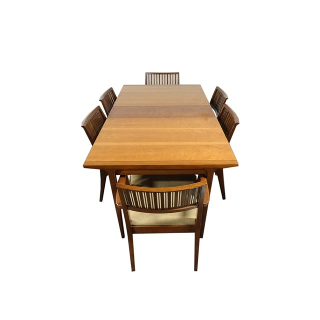 Classic American Mid Century Modern Design. Made in the United States by Drexel, from their Counterpoint line designed by...