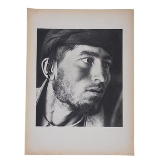 "Vintage Mid 20th C. Photogravure From Verve Art Journal-""Shepherds"" by Herbert List For Sale"
