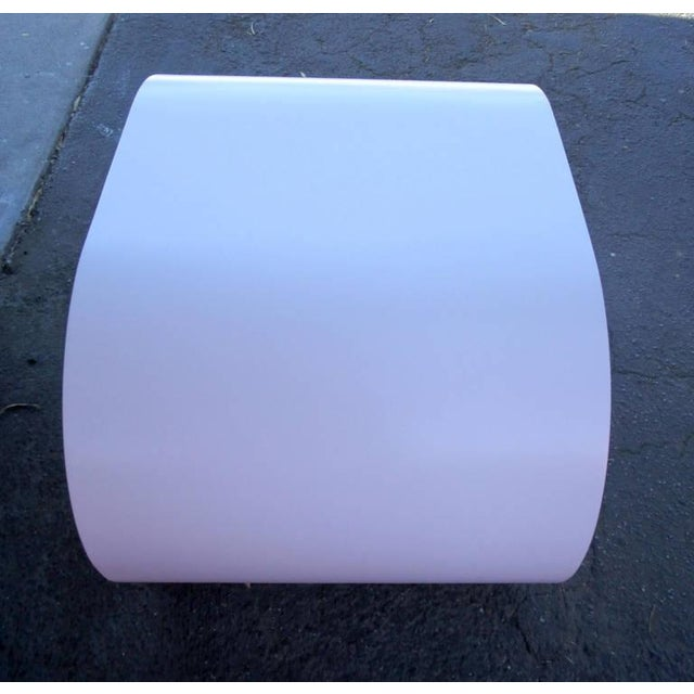 White Scroll Coffee Table or Side Table - Image 4 of 8
