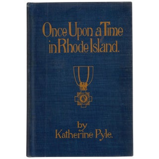 """1914 """"Once Upon a Time in Rhode Island"""" Book"""