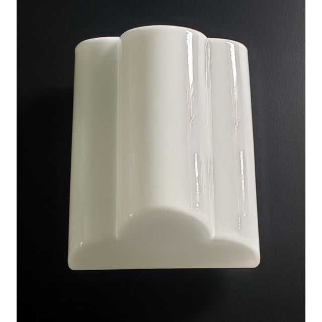 Modern Italian Modern Murano Glass Sconce by Leucus For Sale - Image 3 of 6