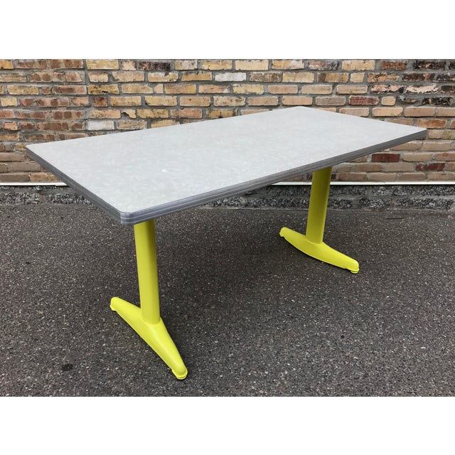 Vintage Industrial American Seating Co. Dining Table - Image 2 of 11