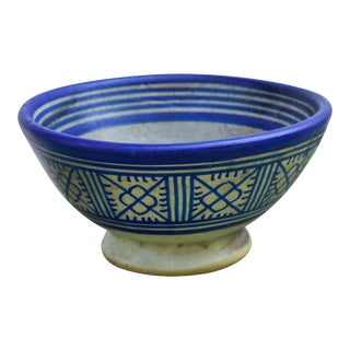 Moroccan Ceramic Bowl For Sale